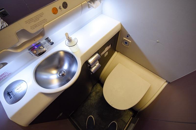 清潔に保たれたトイレ