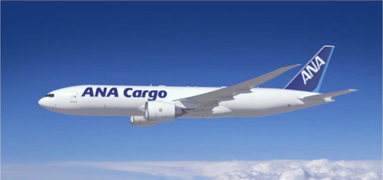 ANA Cargoが導入予定のB777F型機