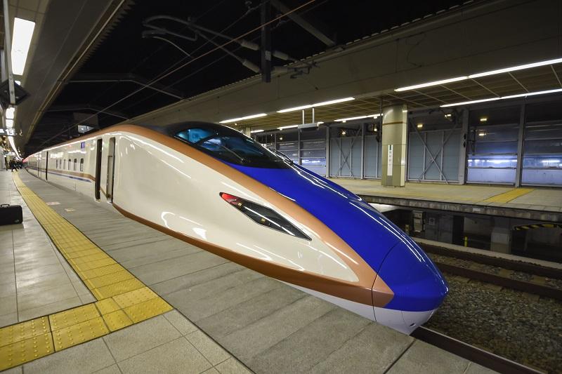 北陸新幹線のE7・W7系