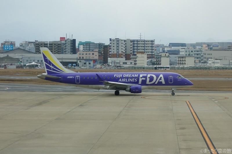 FDAのE175型機