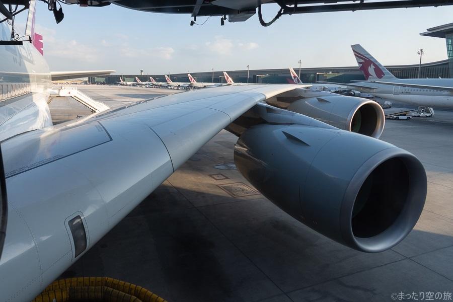 A380型機のエンジン
