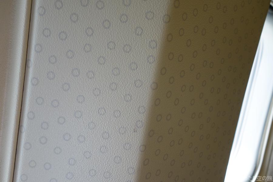 水玉模様の壁模様