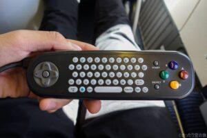 キーボード式の操作盤