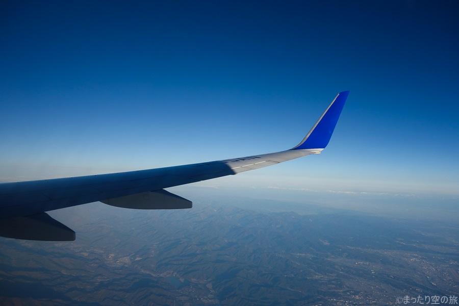B737-700の機窓
