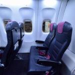 B767-300の座席