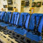 C-2の座席