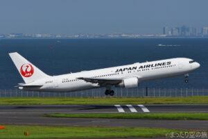 JALのB767-300