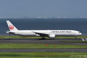 JALのB777-300