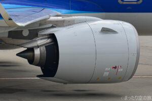 neoのPW1100G-JMのエンジン