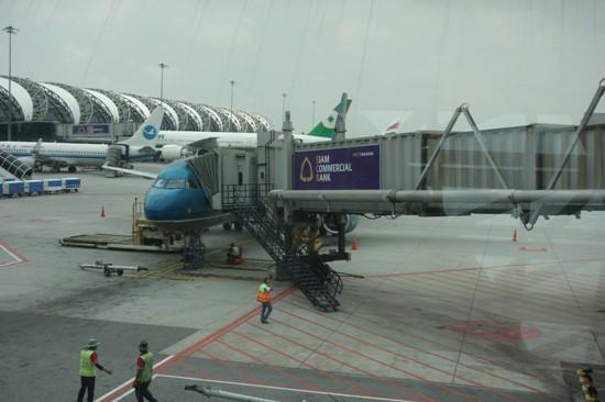 搭乗機のA321(VN-A359)
