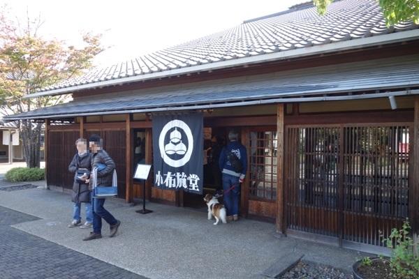 長野県小布施市の栗の小布施堂