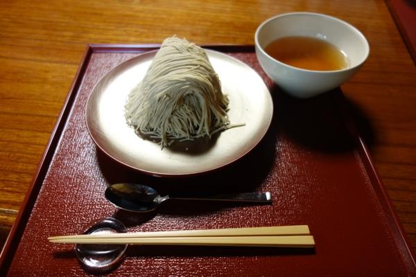 栗の点心朱雀とお茶