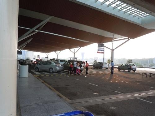 インディラガンディー国際空港のターミナル1