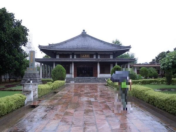 インドにある日本のお寺「日月山法輪寺」