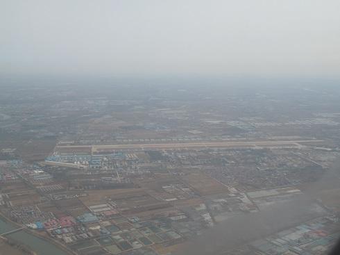 中国空軍の航空基地