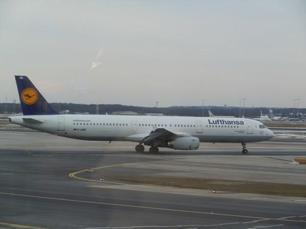 今回の搭乗機と同型機のA321型機