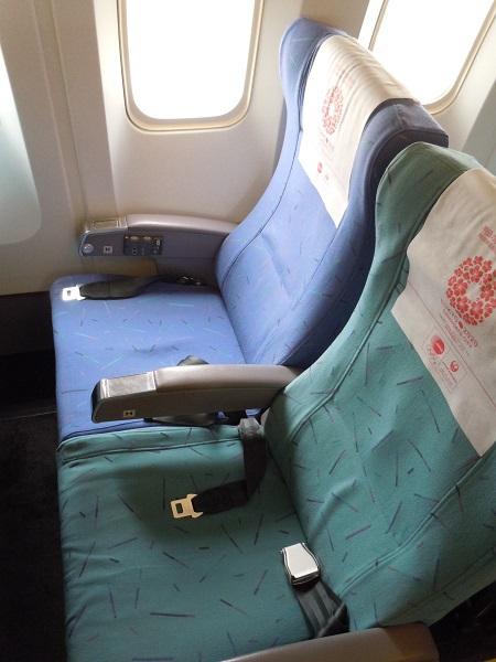 昔ながらの布製シート